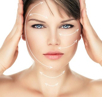 movimientos de masaje facial