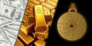 Money Amulet – ¡Atraiga el dinero, la felicidad, el amor y la suerte!
