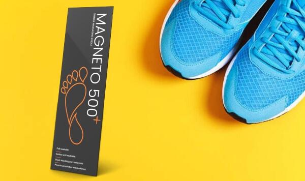 Magneto 500 +, zapatillas