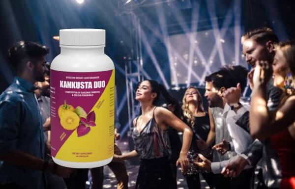 Kankusta Duo, mujer bailando en el club