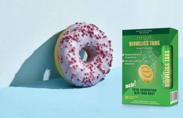 bioveliss tabs, rosquilla