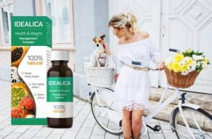 Idealica gotas – Cuerpo Firme con Extractos Naturales