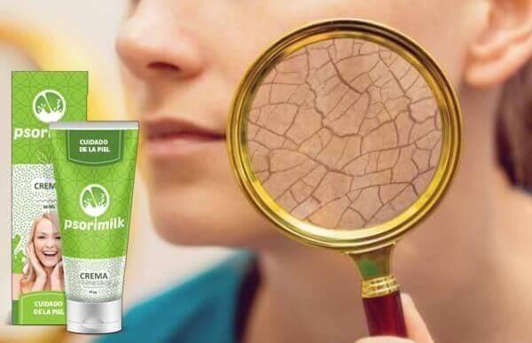 peeling seco de la piel