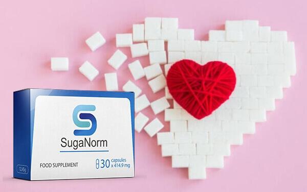 Suganorm, azúcar, corazón