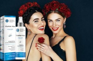 VitaHair Max –¿Puede el Spray hacer algo para darle forma al cabello?