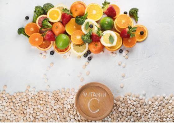 vitaminas, frutas