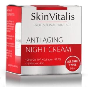 Skin Vitalis Crema anti arrugas Espana