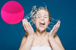 Beauty 360 – Brocha – Masajeador con Vibraciones Direccionales para Exfoliar la Piel!