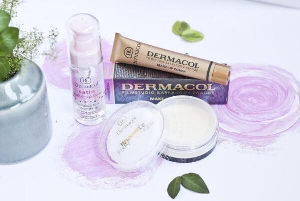 dermacol, productos cosméticos