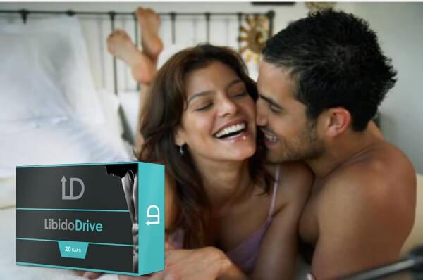 LibidoDrive, pareja en la cama