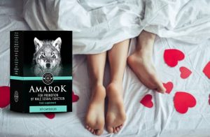 Amarok -¡Extractos naturales para una mayor confianza y mayor placer en la cama!