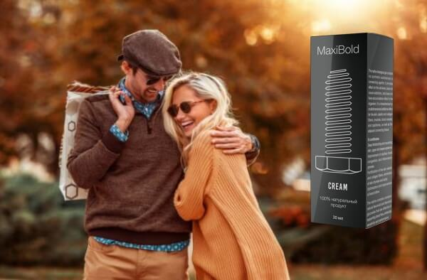 MaxiBold, pareja feliz