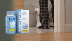 RevitaProst – Componente Natural Para Aliviar la Próstata y Mejorar la Pasión!