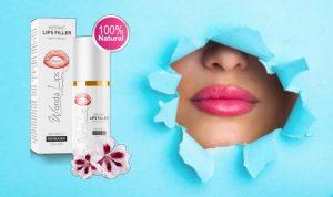 WondaLips – Relleno orgánico para labios más bonitos y visualmente más atractivos