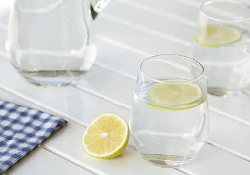 agua lemon