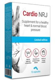 Cardio NRJ capsulas