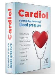 Cardiol cápsulas