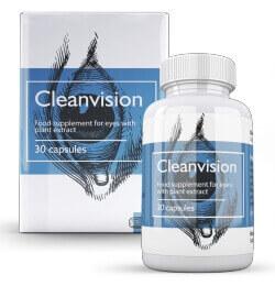 CleanVision capsulas