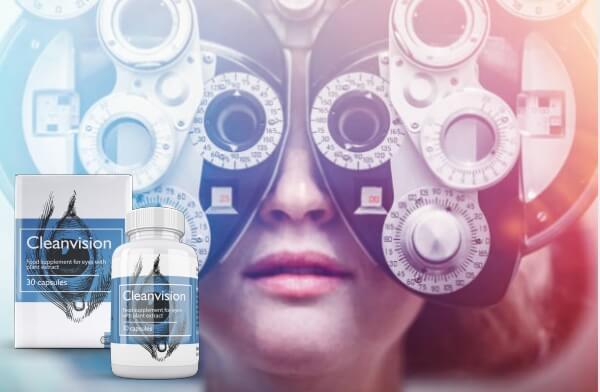 clean vision, vista, ojos