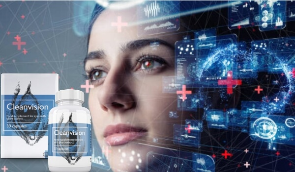 cleanvision capsulas, vista, ojos