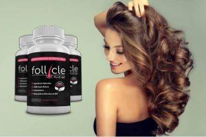 FolliclePlus360 – ¡Cápsulas orgánicas con una fórmula para un cabello nutritivo visualmente largo e impresionante!