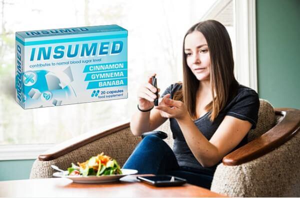 insumed, capsulas, diabetes
