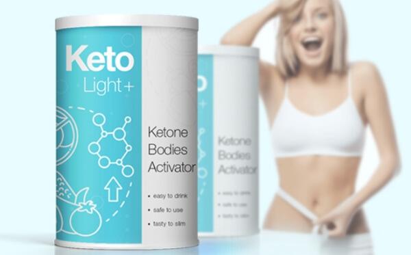 keto light plus, bebida, adelgazamiento, pérdida de peso