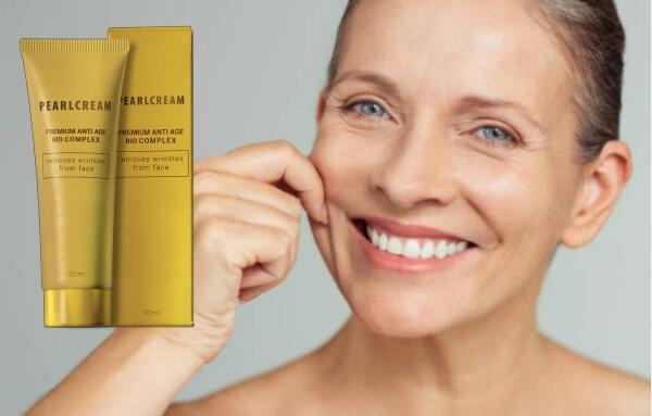mujer, arrugas, crema facial, cuidado de la piel