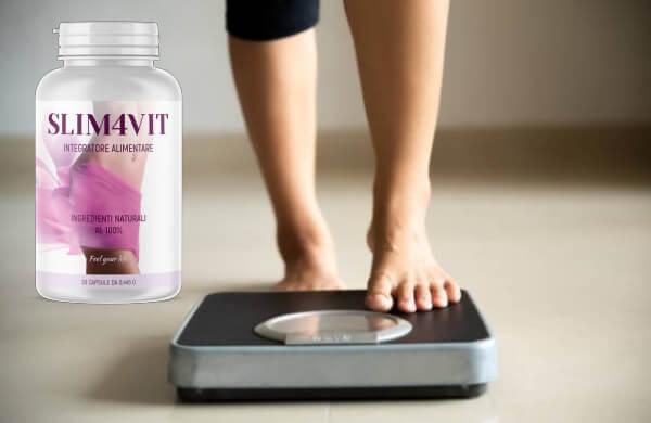 escala de peso, slim4vit