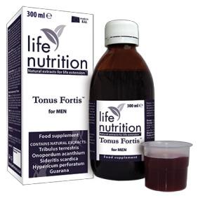 Tonus Fortis Life Nutrition jarabe