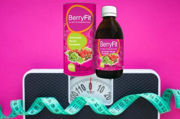 berryfit gotas adelgazar, escala de peso