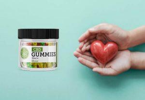 CBD Gummies – Un sabroso tarro de gomitas dulces para sentirse relajado y equilibrado todos los días!