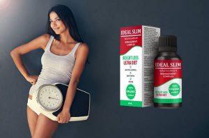 Ideal Slim – ¡Gotas orgánicas hechas con una fórmula que nos ayuda a adelgazar para conseguir un tamaño corporal saludable!