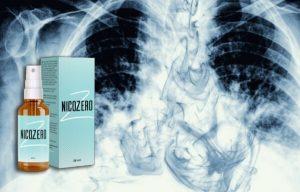 NicoZero – Un spray orgánico para desintoxicación natural de cigarrillos y fumar!