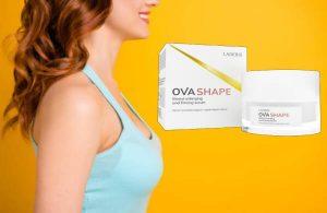 OvaShape – Crema orgánica para aumentar visualmente la apariencia del busto!