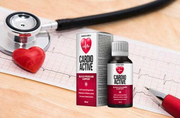 cardioactive gotas precio Peru y Colombia, corazón hipertensión