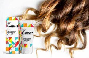 Diamond Mask – Máscara de restauración para el cabello seco y agotado con coenzima Q10!
