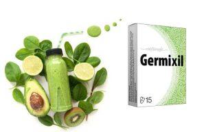 Germixil – Cápsulas orgánicas con una fórmula natural para aumentar los procesos de desintoxicación y deshacerse de los parásitos!