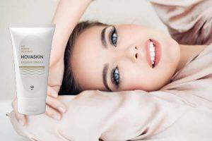NovaSkin – Crema Orgánica con Extracto de Limón para Piel Juvenil, Hidratada y Suave!