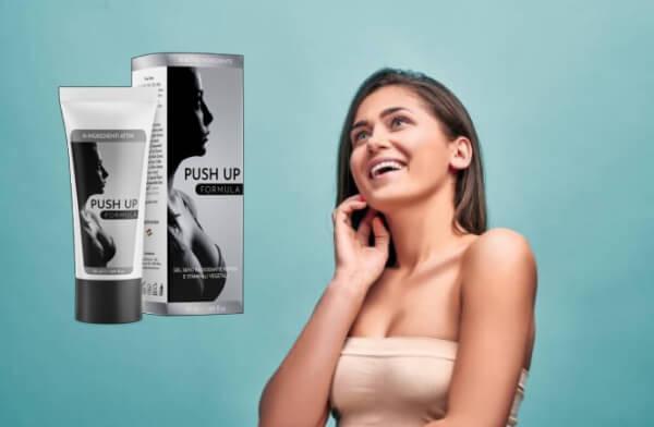 pushup formula, crema tetas, los senos