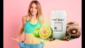 Yooslim – Solución de Pérdida de Peso 3X Más Efectiva