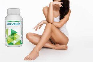 Solvenin – Suplemento de apoyo natural y herbal Vein que ayuda a eliminar las venas varicosas en sólo 28 días