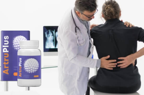 artruplus capsulas dolor articular, artritis