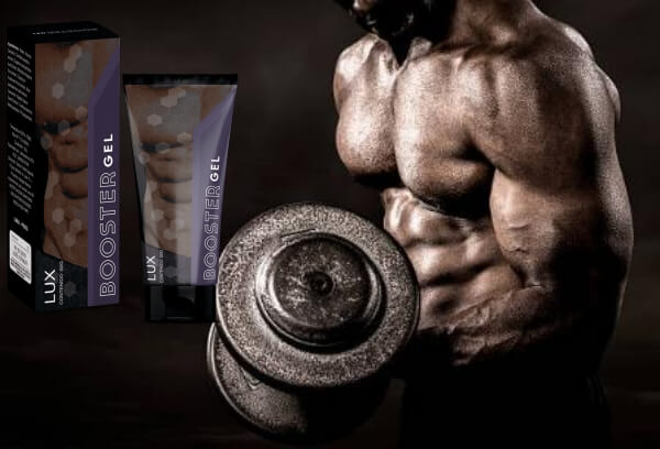 boostergel,  crema músculos lesiona