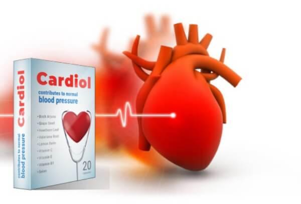 capsulas, corazon