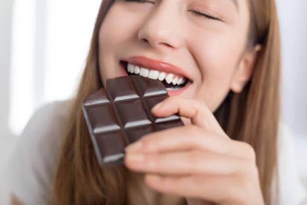 comedor de chocolate