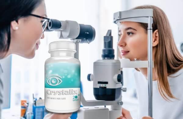 crystalix precio Argentina y Peru, cápsulas, ojos, visión