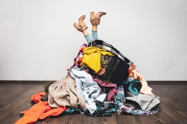 ropa, vestido, mujer, venas