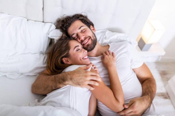 pareja, intimidad, libido