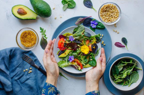 alimentos, la salud